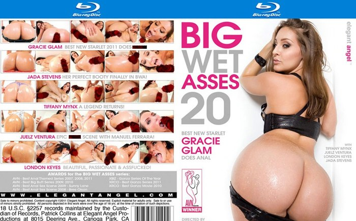 Big Wet Asses! 20 - Blu-ray Disc