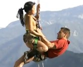 Outdoor sex TO THE EXTREME!