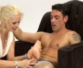 Blonde Tara Lynn Foxx …to hell rubber cunt